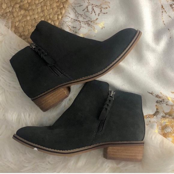 bafd791ad Nordstrom Shoes | Nwt Blondo Liam Grey Suede Waterproof Heels | Poshmark